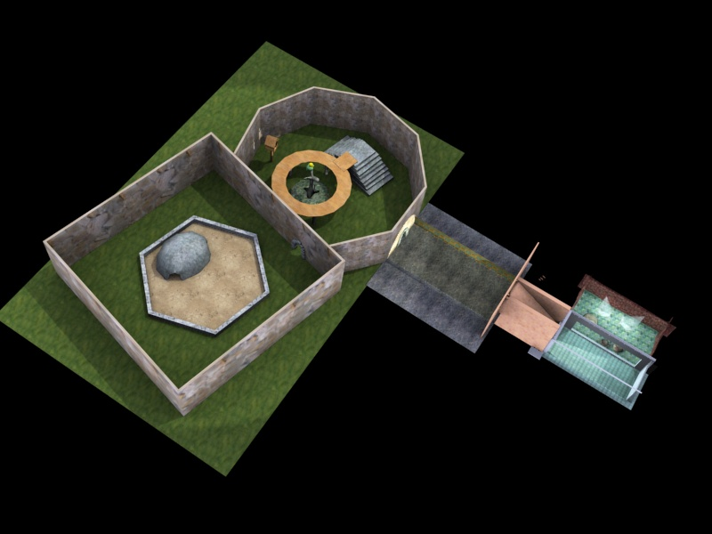 Image: Top view render - MadWizard.org